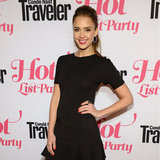 Jessica Alba Pictures at Conde Nast Traveler Party