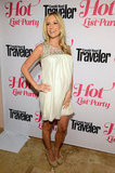 A pregnant Kristin Cavallari posed at the Condé Nast Traveler Hot List Party in LA.