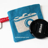 Camera Lens Pouch