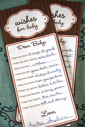 More Wishes For Baby