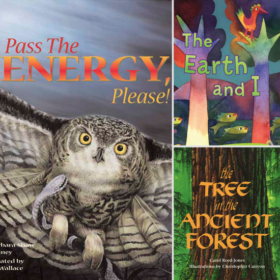 Teach, Don't Preach: Texts to Educate Kids About Saving the Environment