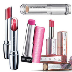 Lipstick Lip Balm Hybrids From Revlon, L'Oreal, Avon and Shiseido