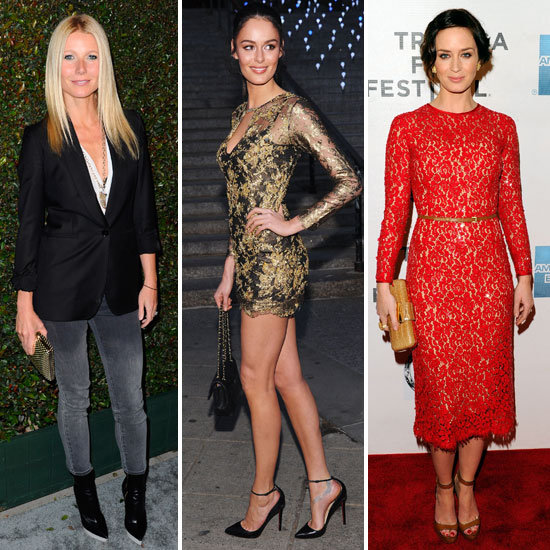 Top Ten Best Dressed Of The Week: Nicole Trunfio, Gwyneth Paltrow, Emily Blunt & More!