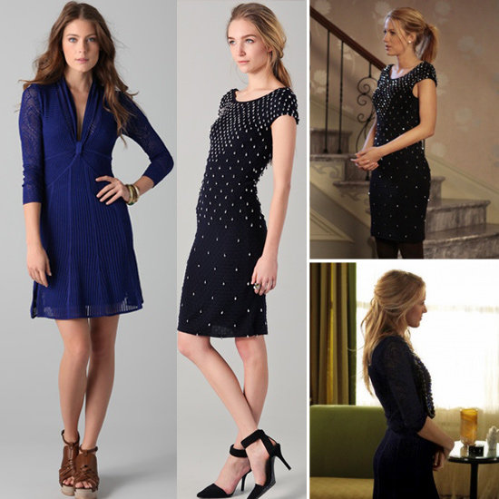 Gossip Girl Style: Add Two Fab Dresses From Tonight's Episode to Your Mix