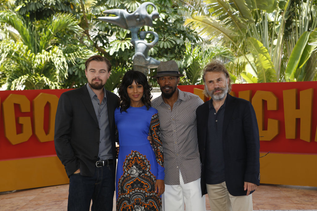 Leo Takes His Own Cancun Spring Break With Django Unchained