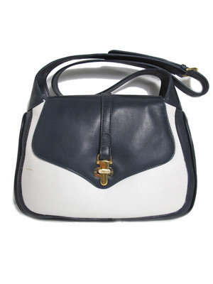 Don't wait to snap up this ladylike Gucci satchel.  Gucci Leather Purse From Archive Vintage ($450)