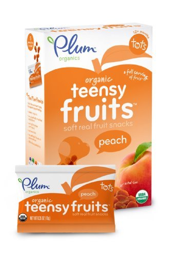 Plum Organics Teensy Fruits