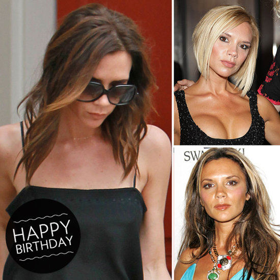 See Victoria Beckham's Changing Hairstyles Over the Years