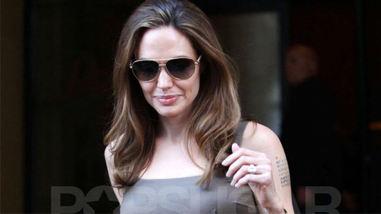 Video: Angelina's New Ring and New Role — Everything You Need to Know!