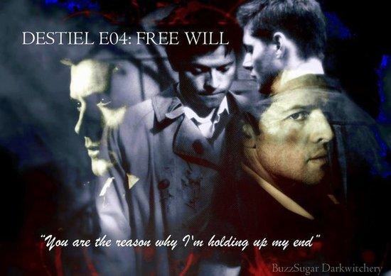 Destiel E04 Free Will