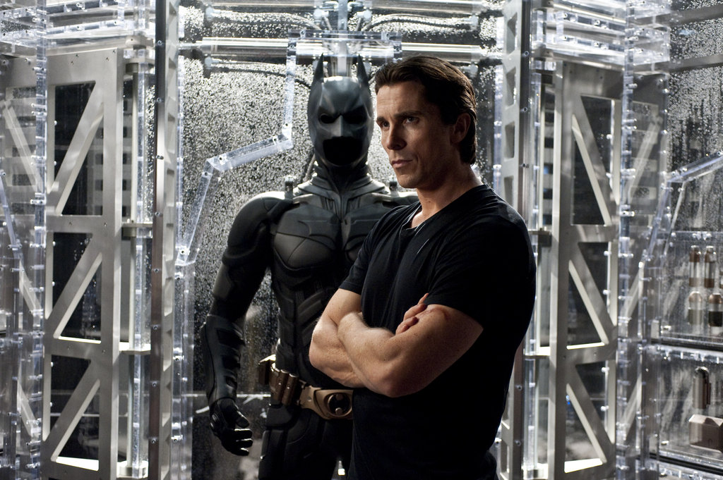 Christian Bale as Bruce Wayne / Batman