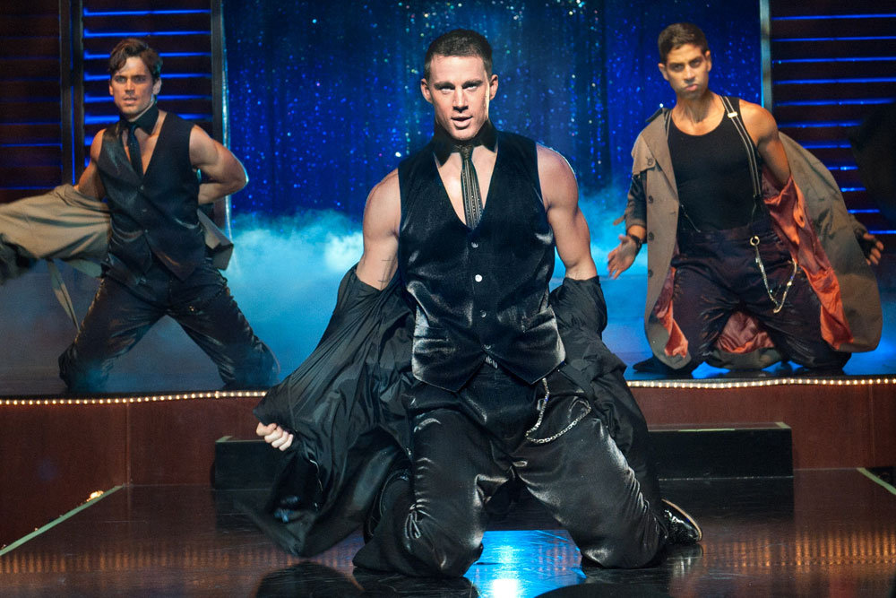 Channing Tatum as Mike