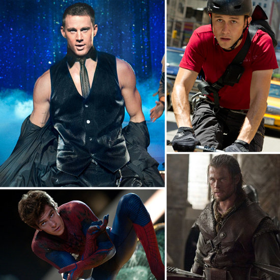 11 Studs That Will Steam Up the Silver Screen This Summer