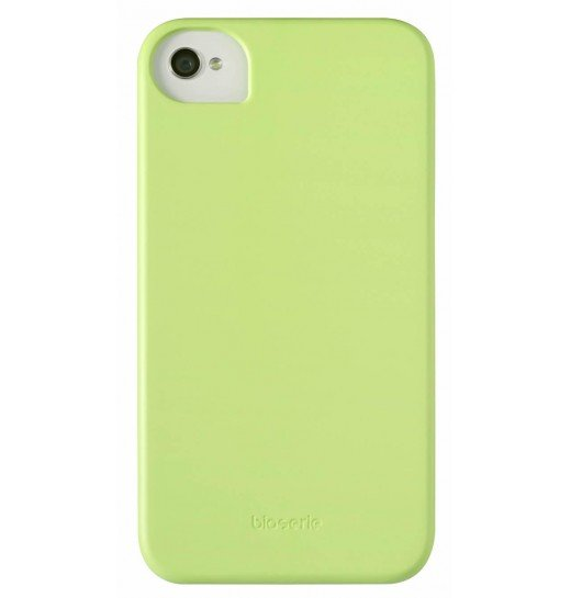 Made completely of biobased plant material, the Bioplastic cover for iPhone 5 ($30) and the Samsung Galaxy S3 ($30) protects your gear without ending up as pieces of a landfill puzzle.
