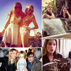 Pictures of Celebrities and Models on Twitter April 19, 2012