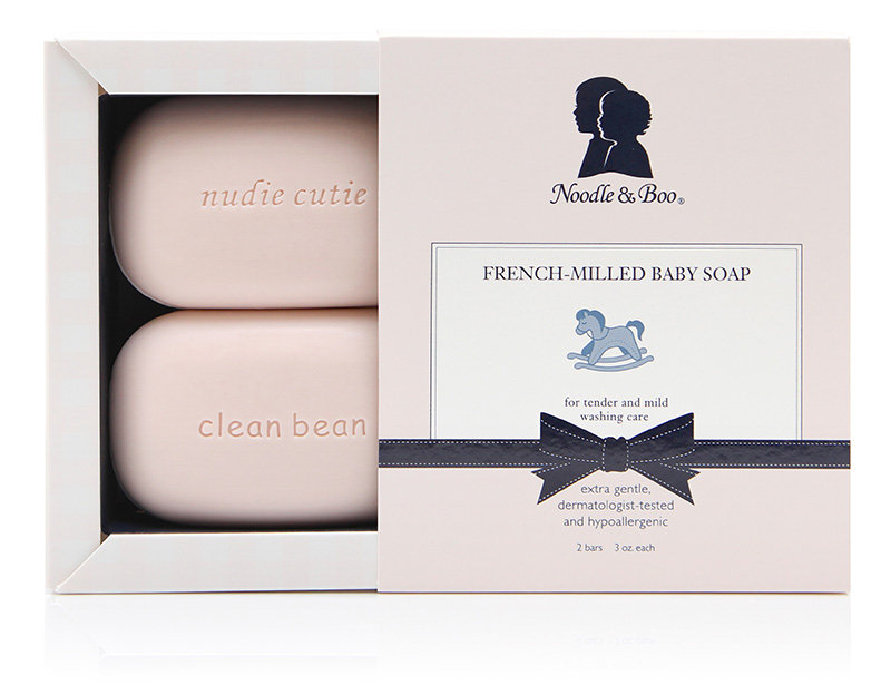 Noodle & Boo French-Milled Baby Soap ($12)