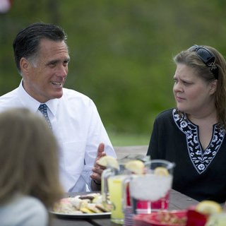 Mitt Romney and Working Mom