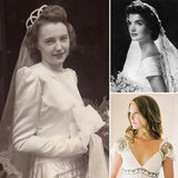 The Evolution of the Wedding Dress