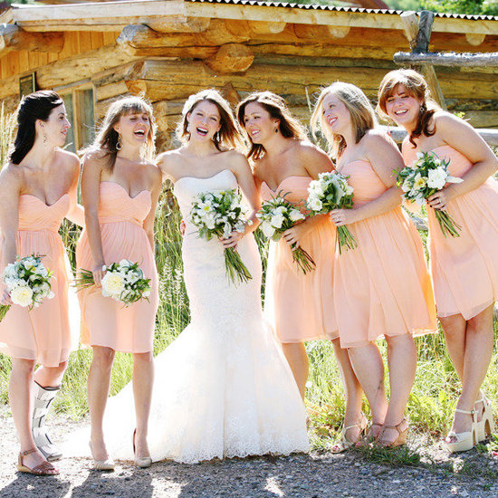 A Bride's Guide to Bridesmaids