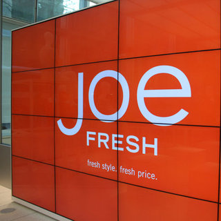 Joe Fresh Flagship Store Beauty Bar Pictures