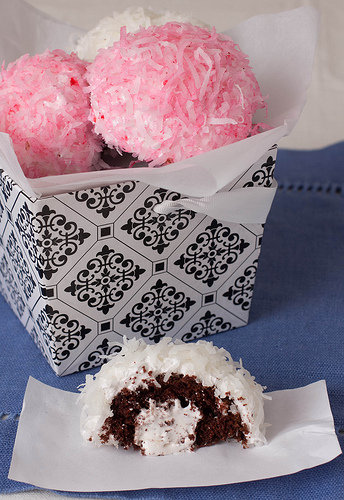 Hostess Sno Balls