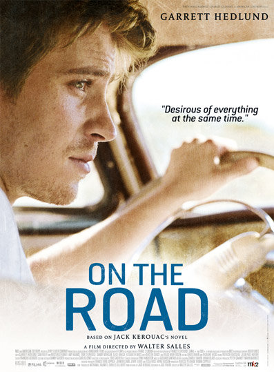 Garrett Hedlund as Dean Moriarty