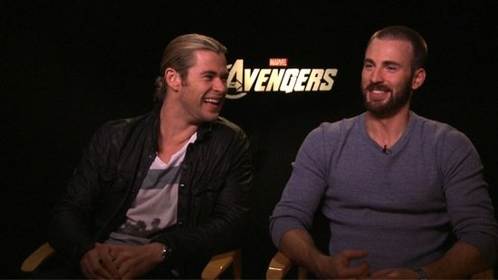 Chris Hemsworth and Chris Evans Talk Sharing the Superhero Spotlight and Their Post-Avengers Sequels