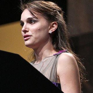 Natalie Portman Pictures at Elie Wiesel National Tribute