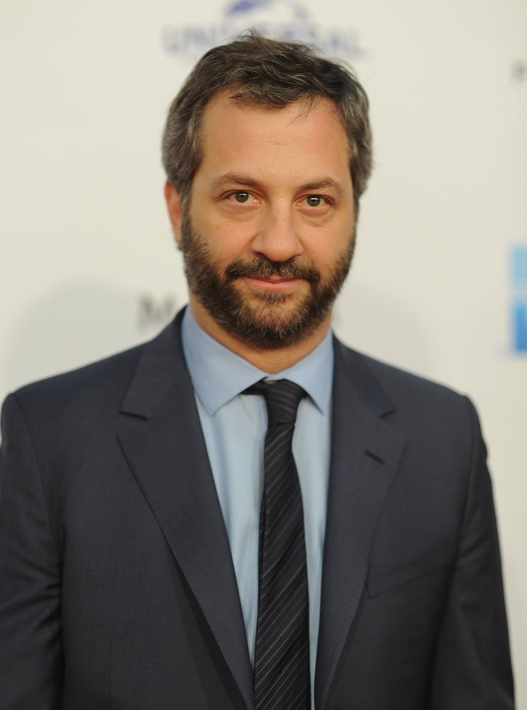 Judd Apatow was present at the Five-Year Engagement premiere during the 2012 Tribeca Film Festival.
