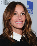 Julia Roberts was stunning at the premiere of the film she produced.