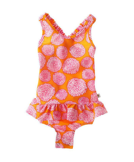 Capri Ruffle Suit