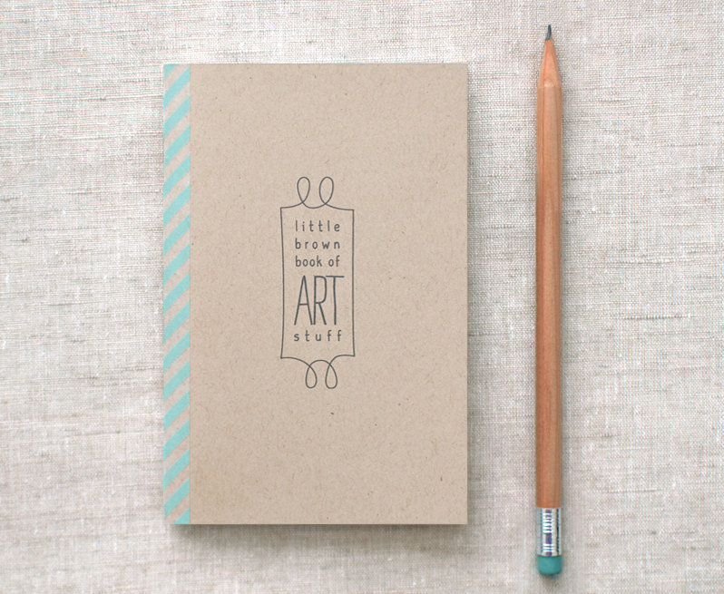Eco-Friendly Sketch Book