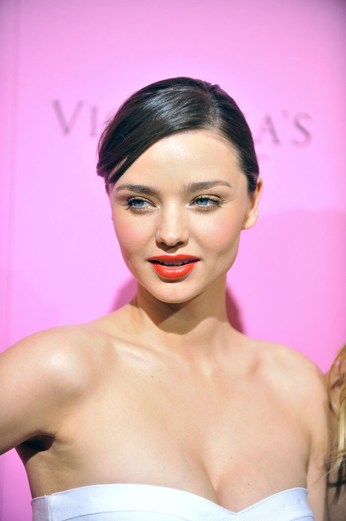 May 2011: Victoria's Secret Summer Tour Launch