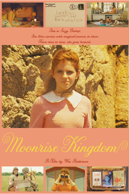 Kara Hayward in Moonrise Kingdom
