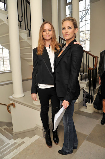 Kate Hudson and Stella McCartney Stay in Vogue Together