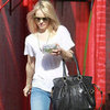 Rachel McAdams Pictures Leaving a LA Spa
