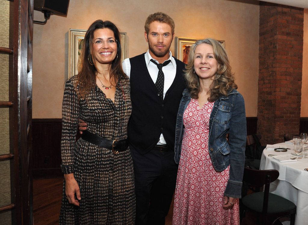 Kellan Lutz went to a juror's event.