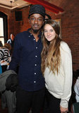 K'naan and Shailene Woodley chatted at the 2012 Tribeca Film Festival Jury lunch.