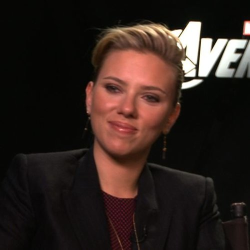 Scarlett Johansson Jeremy Renner Avengers Interview Video