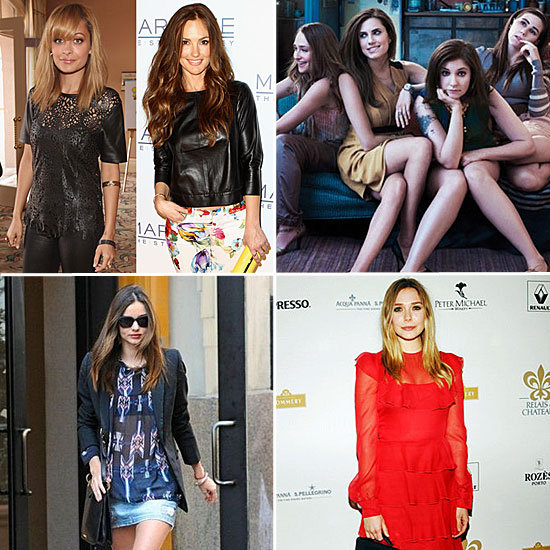 Celebrity Style Recap For April 16, 2012