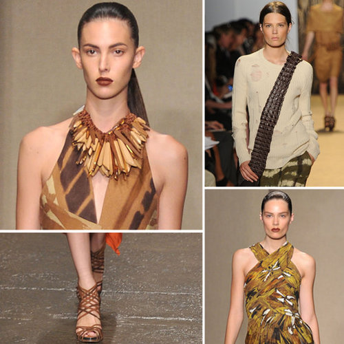 Spring 2012 Tribal-Print Clothing and Accessories