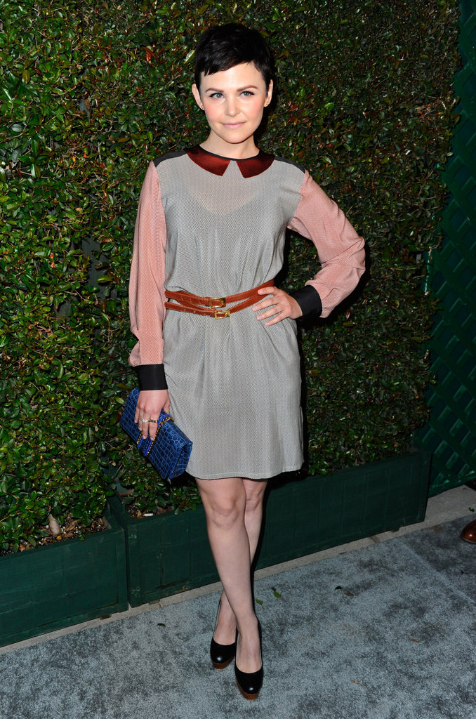 Ginnifer Goodwin showed off a sweet Stella McCartney dress at the My Valentine premiere.