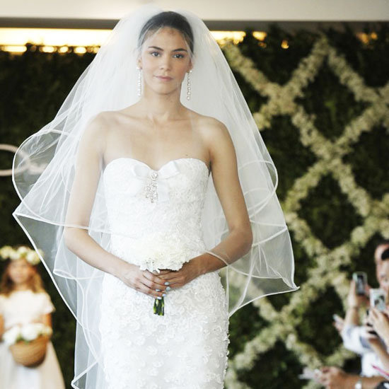 Monique Lhuillier, Vera Wang, Oscar de la Renta, and more — catch up on all the gorgeous gowns from Bridal Fashion Week.