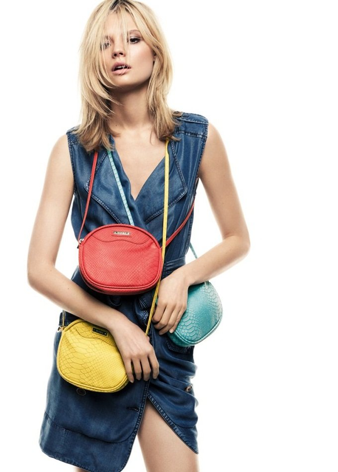 Mango's Color-Coated Summer '12 Lookbook Has Us Feeling the Heat