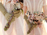 Edwardian Gloves and Bouquets