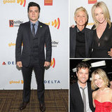 Josh Hutcherson Talks Catching Fire's New Director at the GLAAD Awards