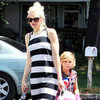 Gwen Stefani Birthday Party Pictures With Kingston and Zuma