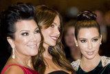 Kris Jenner, Kim Kardashian and Sofia Vergara posed together at the White House Correspondant's Dinner.