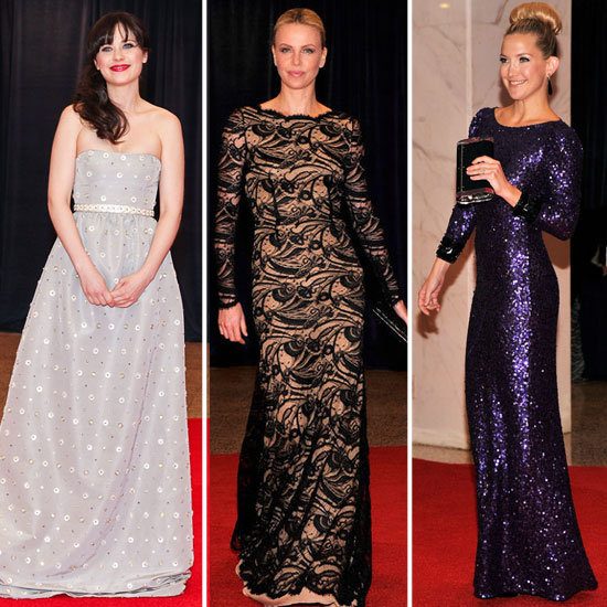 Stars Step Out in Style at the White House Correspondents' Dinner