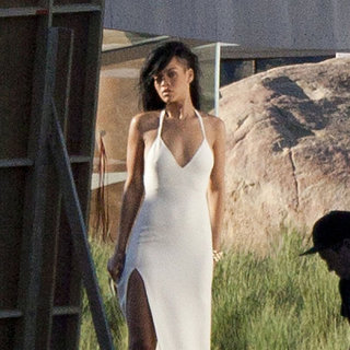 Rihanna Pictures at Harper's Bazaar Photo Shoot